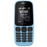 Мобильный телефон Nokia 105 DS New Blue Фото