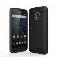 Чехол для моб. телефона Laudtec для MotorolaMotoCPlus Carbon Fiber (Black) Фото