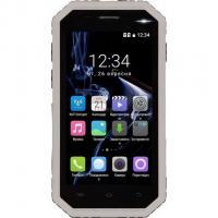 Мобильный телефон 2E E450R Dual Sim Grey Фото