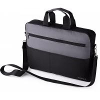 "Сумка для ноутбука Vinga 15.6"" NB177GB gray-black Фото"