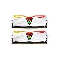 Модуль памяти для компьютера GEIL DDR4 16GB (2x8GB) 3200 MHz Super Luce White RGB LE Фото