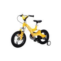 Детский велосипед Miqilong JZB Желтый 16` Фото