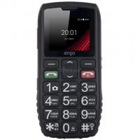 Мобильный телефон Ergo F184 Respect Black Фото