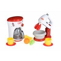 Игровой набор Same Toy My Home Little Chef Dream Кухонный миксер и кофева Фото