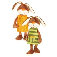 М'яка іграшка Sigikid Кролик в платье 40 см Фото