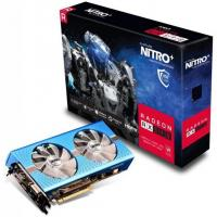 Видеокарта Sapphire Radeon RX 590 8192Mb NITRO+ Special Edition Фото