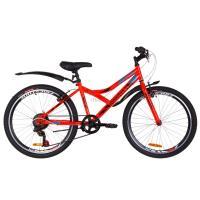 "Велосипед Discovery 24"" FLINT Vbr рама-14"" 2019 оранжевый Фото"