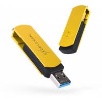 USB флеш накопитель eXceleram 16GB P2 Series Yellow2/Black USB 3.1 Gen 1 Фото