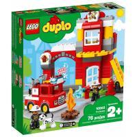 Конструктор LEGO DUPLO Пожарное депо 76 деталей Фото