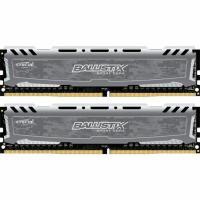 Модуль пам'яті для комп'ютера MICRON DDR4 16GB (2x8GB) 3200 MHz Ballistix Sport Фото