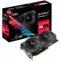 Видеокарта ASUS Radeon RX 570 4096Mb AREZ STRIX GAMING OC Фото