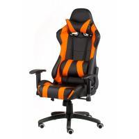 Крісло ігрове Special4You ExtremeRace black/orange Фото