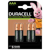 Аккумулятор Duracell AAA HR03 900mAh * 4 Фото