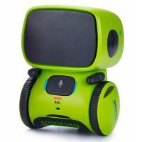 Інтерактивна іграшка AT-Robot робот с голосовым управлением зеленый Фото