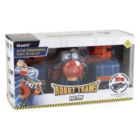 Ігровий набір Silverlit Robot Trains Виктор Фото