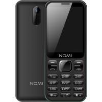 Мобільний телефон Nomi i284 Black Фото