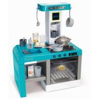 Игровой набор Smoby Интерактивная кухня Шеф с эффектом кипения Голуба Фото