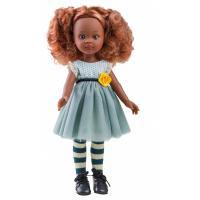 Кукла Paola Reina Нора с розой 32 см Фото