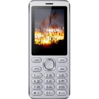 Мобільний телефон Nomi i2411 Silver Фото
