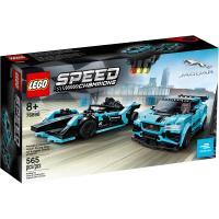Конструктор LEGO Formula E Panasonic Jaguar Racing GEN2 car & Jagua Фото