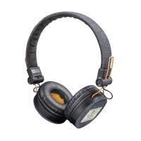Навушники Trust Fyber On-Ear Mic Dark Denim Фото