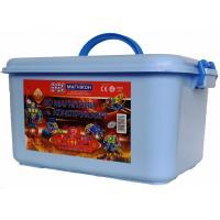 Конструктор Магнікон 170 деталей Plastic box Фото