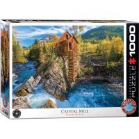 Пазл Eurographics Кристал-Милл, Колорадо, 1000 элементов Фото