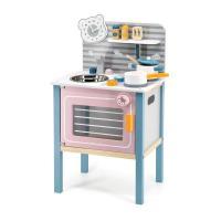 Ігровий набір Viga Toys кулінара PolarB Кухня з посудом Фото