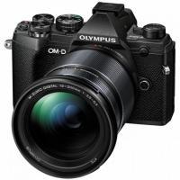 Цифровой фотоаппарат Olympus E-M5 mark III 12-200 Kit black/black Фото