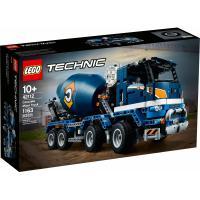 Конструктор LEGO Technic Бетономешалка 1163 деталей Фото