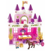 Ігровий набір Ecoiffier Королевский Замок, с 2 героями и каретой Фото