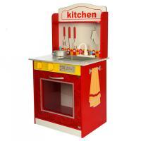 Ігровий набір Bambi кухня детская деревянная Фото