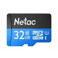 Карта памяти Netac 32GB microSD class 10 UHS-I U1 Фото