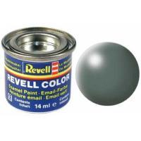 Аксессуары для сборных моделей Revell Краска № 360. Зеленый папоротник шелково-матовая,1 Фото