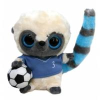 М'яка іграшка Aurora Yoohoo Футболист голубая футболка 20 см Фото