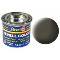 Аксесуари до збірних моделей Revell Краска эмалевая 46. НАТО оливковая матовая, 14 м Фото