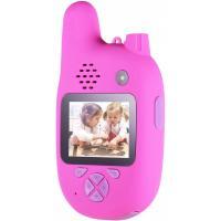 Інтерактивна іграшка XoKo Цифровой детский фотоаппарат Walkie Talkie Рация и Фото