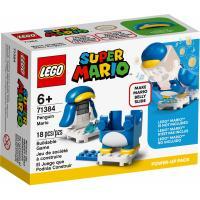 Конструктор LEGO Super Mario Марио-пингвин. Бонусный костюм 18 дета Фото