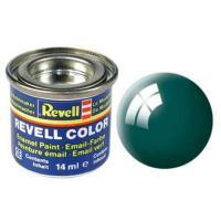 Аксессуары для сборных моделей Revell Краска эмалевая 62. Буро-зеленый мох глянцевая. Фото