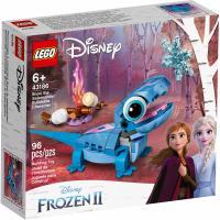 Конструктор LEGO Disney Princess Сложная фигурка саламандры Бруни 9 Фото