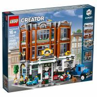 Конструктор LEGO Creator Expert Гараж на углу 2569 деталей Фото