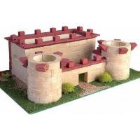 Конструктор Keranova из обожженной глины Замок 3 Фото