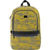 Рюкзак шкільний GoPack Сity 170-1 горчичный Фото
