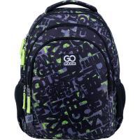 Рюкзак шкільний GoPack Сity 162-1 Crazy Фото