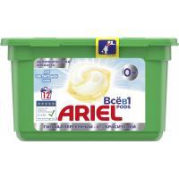 Капсули для прання Ariel Pods Все-в-1 для чувствительной кожи 12 шт. Фото