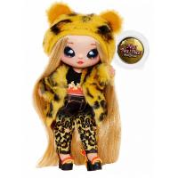 Кукла Na! Na! Na! Surprise 3 в 1 - Рюкзачок-спальня Дженнел Ягуар Фото