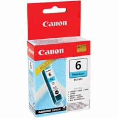 Картридж BCI-6PC (Photo Cyan) Canon (4709A002) - фото 1