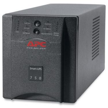 Источник бесперебойного питания Smart-UPS 750VA APC (SUA750I) - фото 1