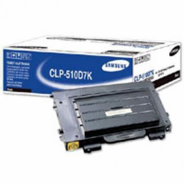 Картридж CLP-510, black, 7000стр. Samsung (CLP-510D7K) - фото 1