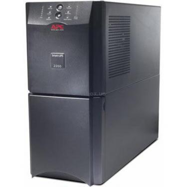 Источник бесперебойного питания Smart-UPS 2200VA APC (SUA2200I) - фото 1